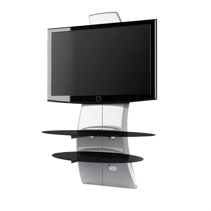 Ghost Design 2000 Meuble TV Support 32 63 Blanc