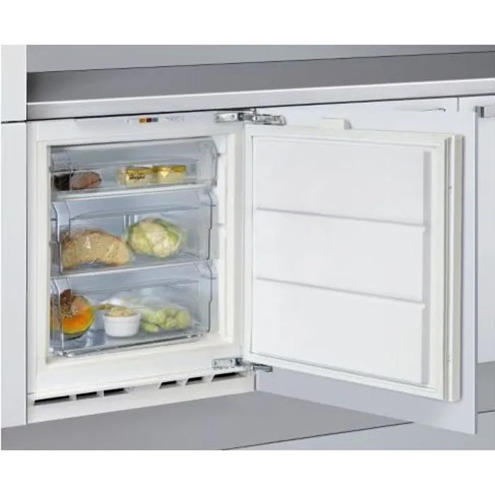 Conglateur Armoire Intgrable WHIRLPOOL AFB 82 Achat
