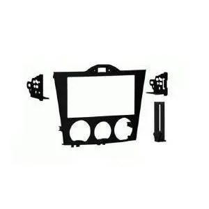 Kit 2DIN MAZDA RX8 04-08 avec CLIM AUTO OU MANUEL noir