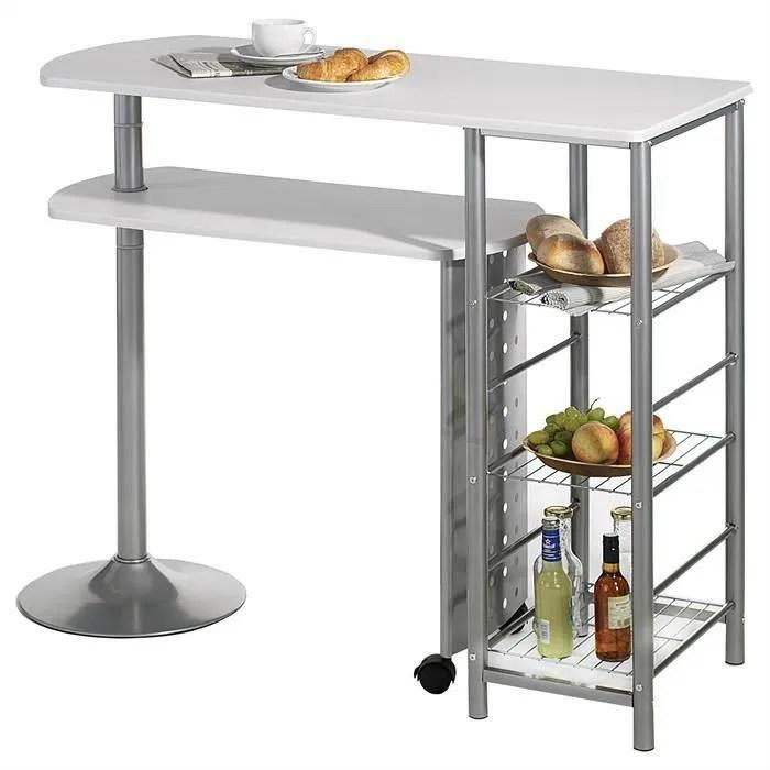 table haute de cuisine pas cher
