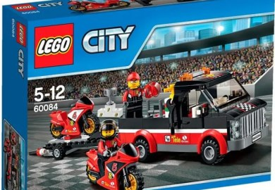 Lego City Jeu De Construction Le Camion De