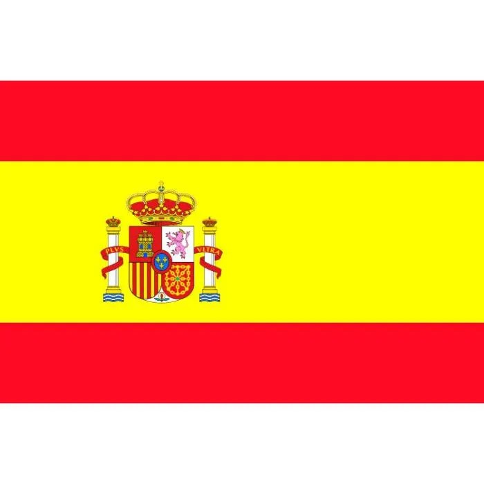 Drapeau Espagne Espagnol  Prix pas cher  Cdiscount
