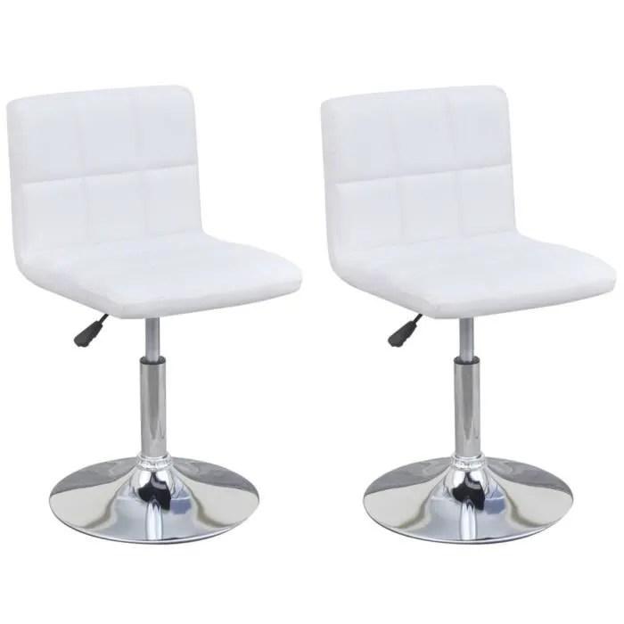 chaise chaises de cuisine et de salle a manger 2 chaises