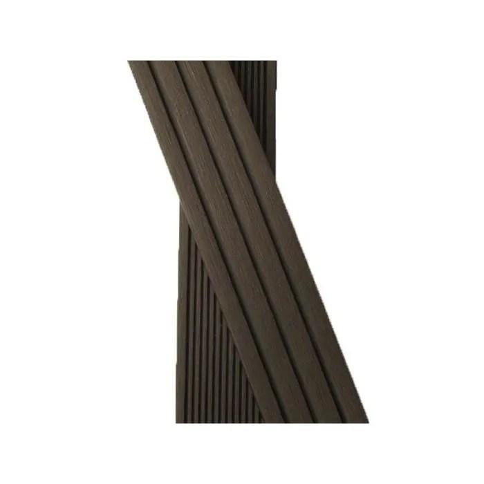 Revetement En Planche Plinthe Finition Terrasse Bois Composite L