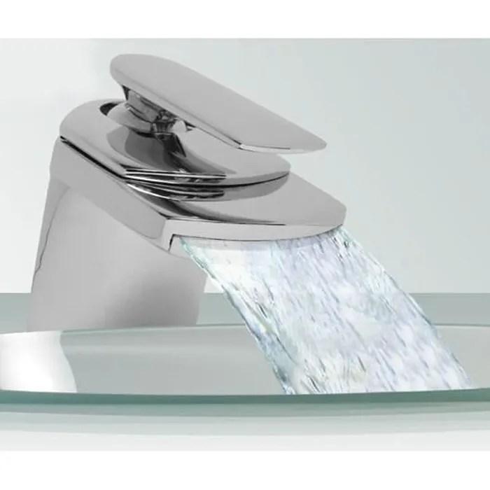 Robinet Mitigeur Niagara pour lavabo  Achat  Vente robinetterie sdb Mitigeur Lavabo Cascade