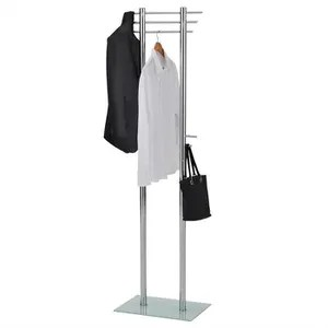 porte manteau portant a vetements taris penderie sur pied porte