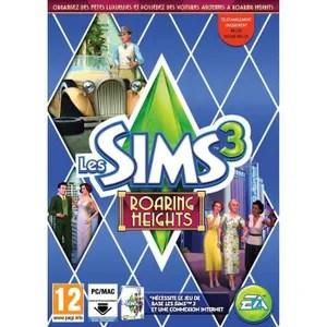 Jeu Les Sims 3 Pc Achat Vente Jeu Les Sims 3 Pc Pas Cher