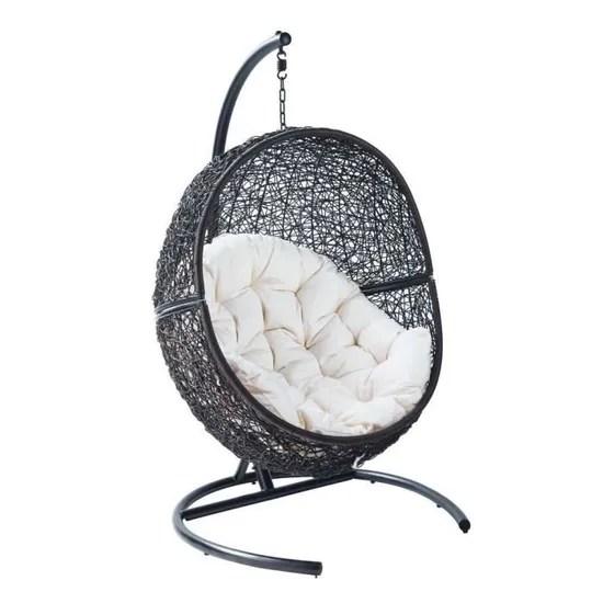 fauteuil jardin fauteuil suspendu de jardin cocoon epuise m