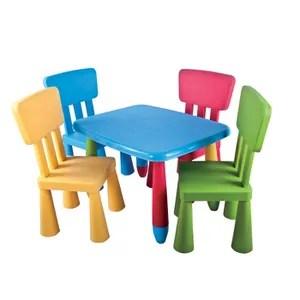 Set de table et chaises enfant Mamouth 5 pices  Achat
