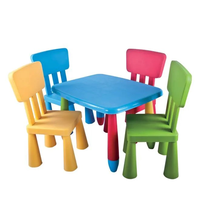 Table Chaise Bb Plastique Table De Lit