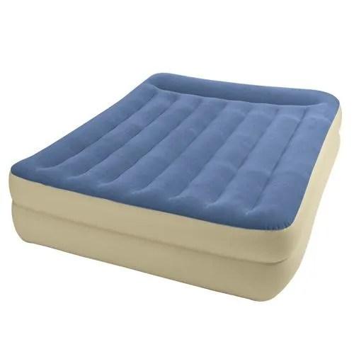 Matelas Pneumatique Intex Queen Pillow Rest Raised Achat