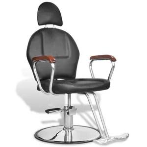 fauteuil fauteuil de coiffure professionnel en simili cuir