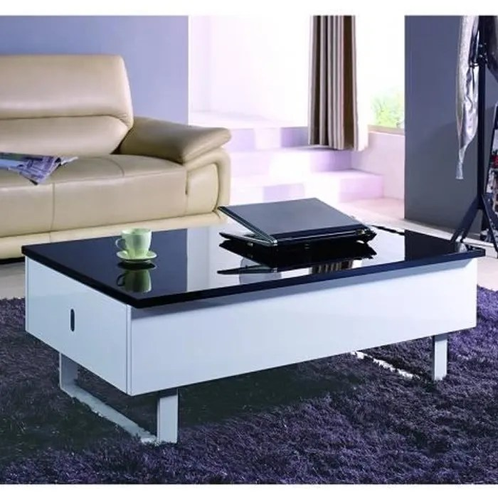 Table Basse Relevable Alinea Finest Table Basse Cdiscount