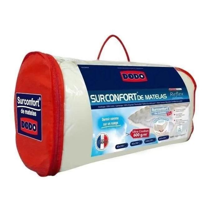 Dodo Surconfort De Matelas Confortloft 160x200 Cm Achat