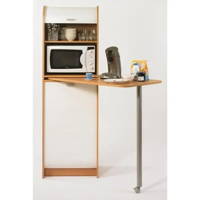 cuisinette snack meuble de rangement et table de cuisine 131