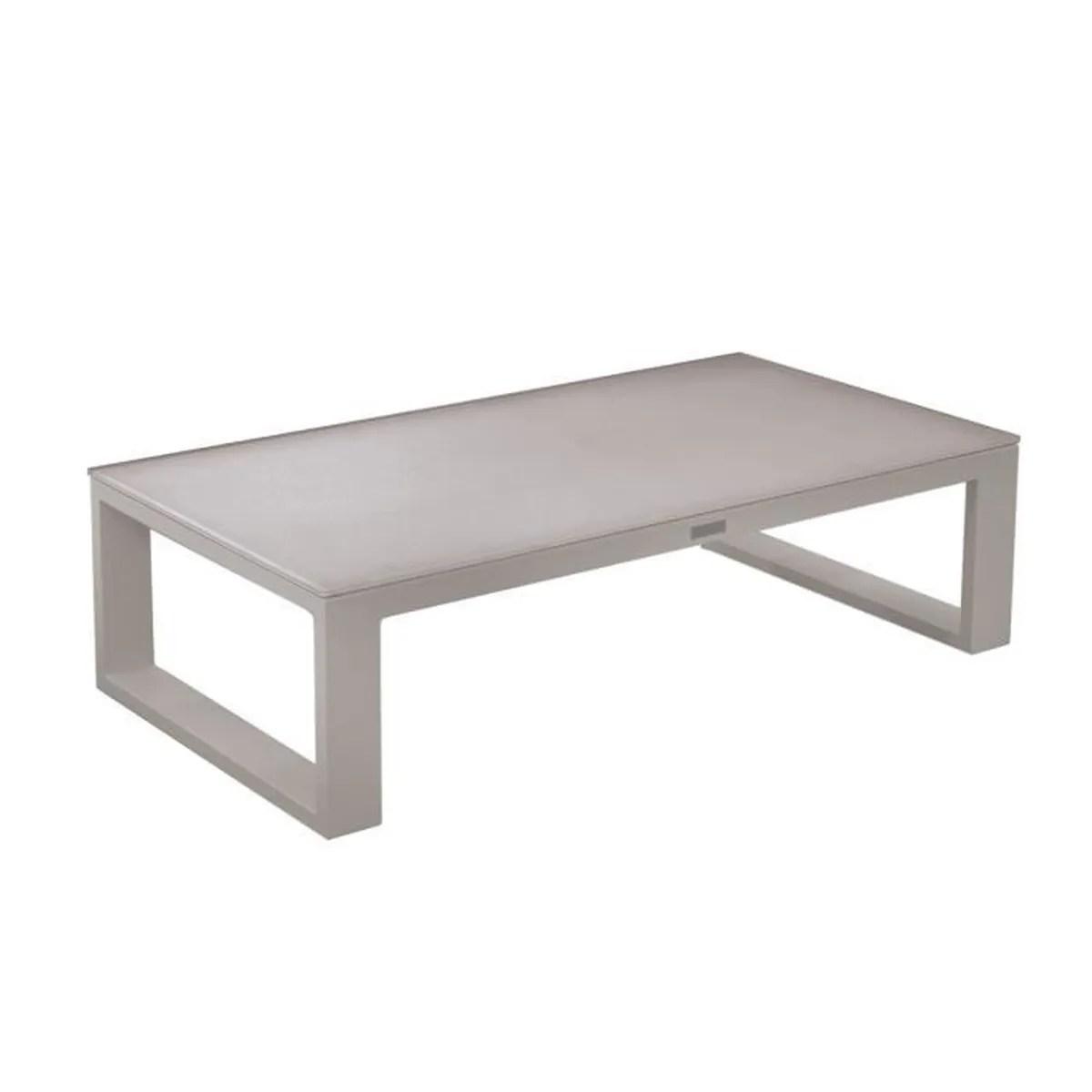 Table Basse Terrasse Jardin