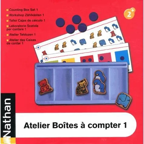 Atelier Boites A Compter 1 Achat Vente Livre Collectif