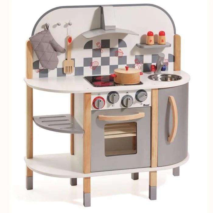 howa  Cuisine en bois avec 5 accessoires 4818  Achat