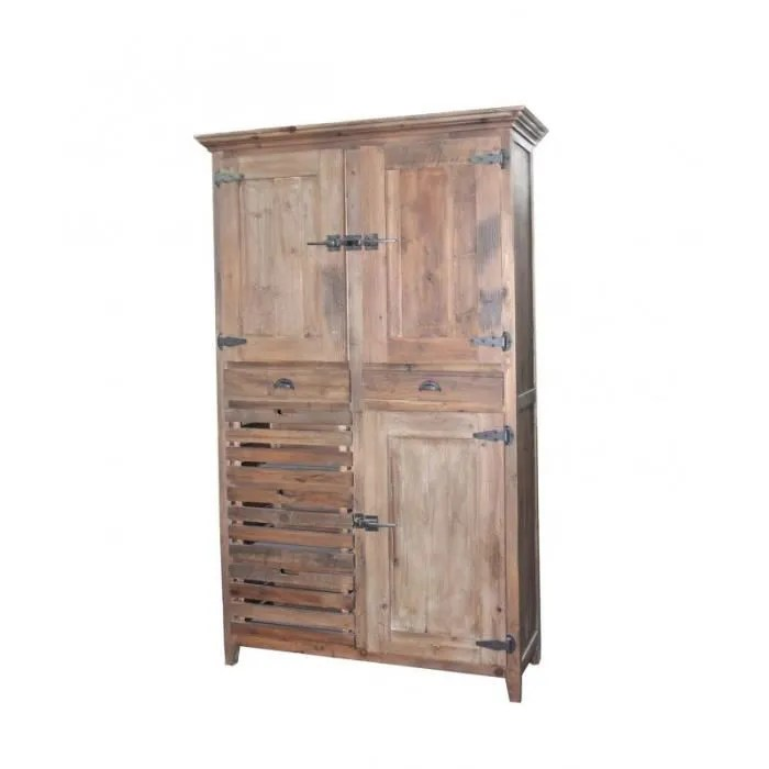armoire vintage style retro campagne chic heritage