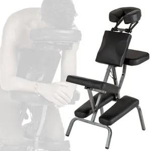 table de massage chaise de massage tectake noir sac de transport