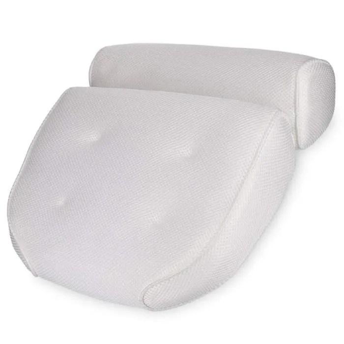 coffret de manucure coussin appuie tete pour baignoire oreiller de