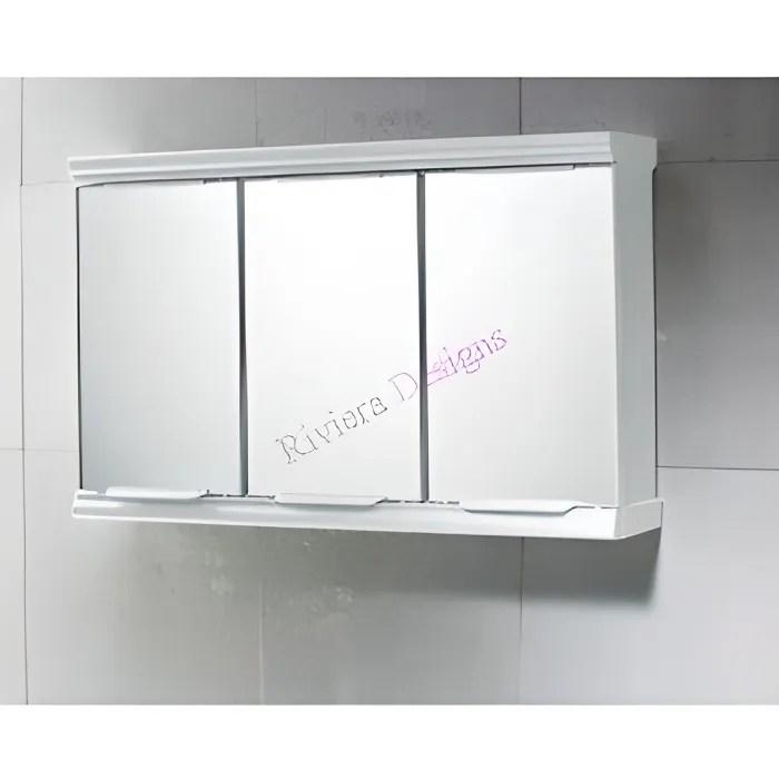 Gedy Placard Portes Avec Miroir Ideal