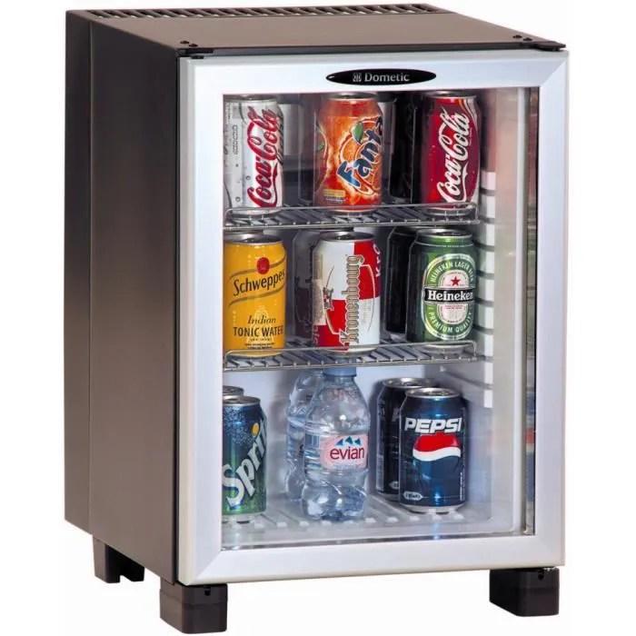 DOMETIC Mini Bar Porte Vitre Encastrable 30L 30 L