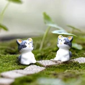 Chat decoration pour jardin  Achat  Vente Chat