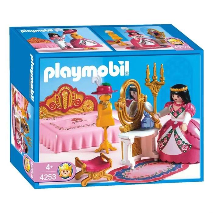 Playmobil Chambre Princesse  Achat  Vente univers miniature  Cdiscount