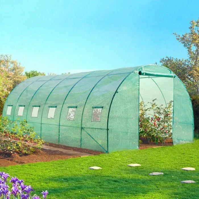 Armature serre de jardin  Achat  Vente Armature serre de jardin pas cher  Cdiscount