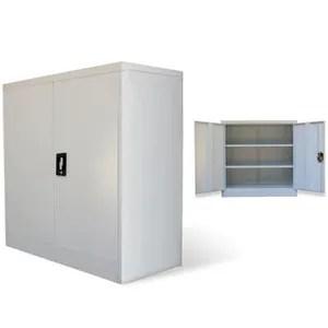 armoire de bureau armoire metallique de bureau avec 2 portes en acie
