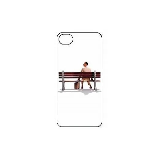 Forrest Gump Tom Hanks dur Durable coque iphone 4/4S