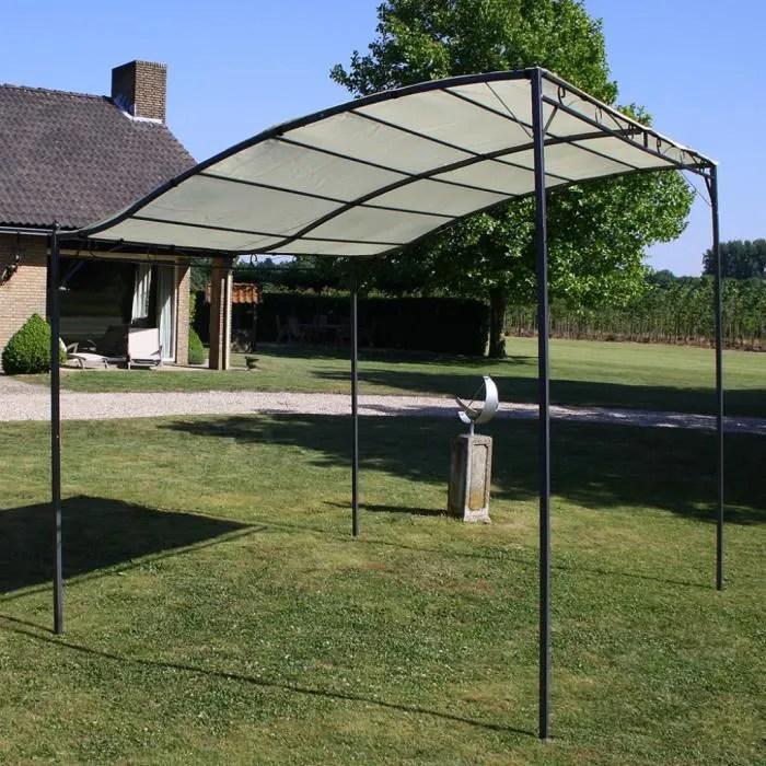 Tente de jardin tonnelle abris luxe pavillion 3  25 m  Achat  Vente tonnelle  barnum Tente