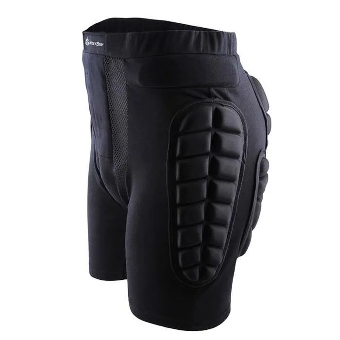 Short Sous Vetement De Protection Blind Moto Pilote Ski