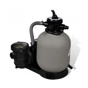Pompe Filtration Filtre A Sable Avec Pompe De Piscine