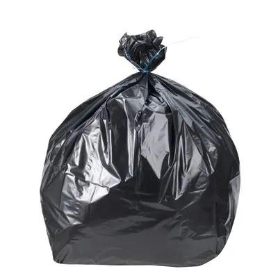 Sacs poubelles 100l pour dechet standard  x 200  Achat  Vente sac poubelle Sacs poubelles