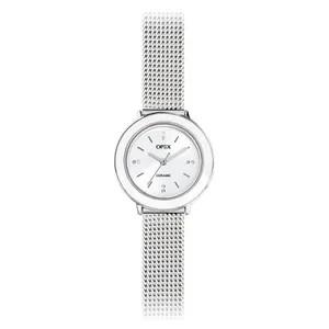 montre blanche opex