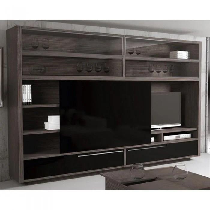 Meuble Tv Haut Porte Coulissante