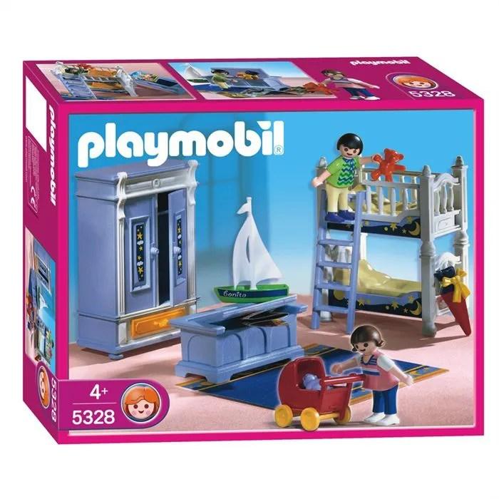 Chambre Garcon Playmobil