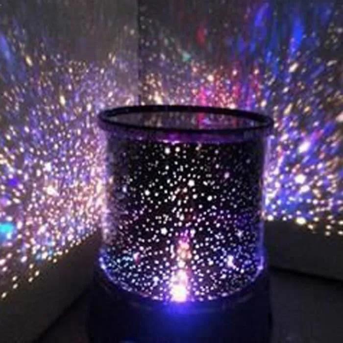 LED Projecteur Color Style Ciel Toile Lune Soire
