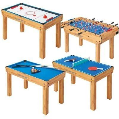 Table De Jeux 4 En 1  Achat  Vente Billard Cdiscount