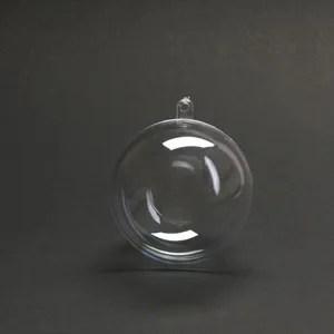 Boule Plastique Transparente Achat Vente Pas Cher