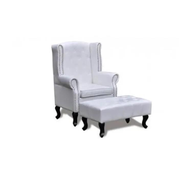 fauteuil ottoman