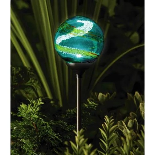 Lampe solaire de jardin MURANO Aqua  Achat  Vente Lampe