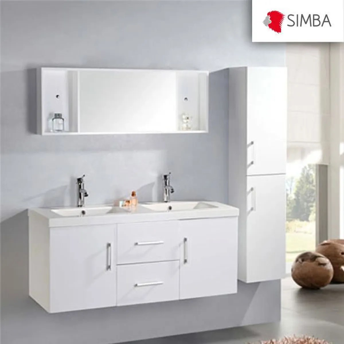 meuble cuisine 80 cm largeur