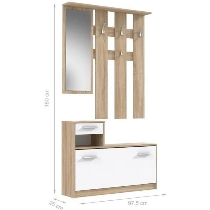 meuble d entree finlandek vestiaire d entree avec