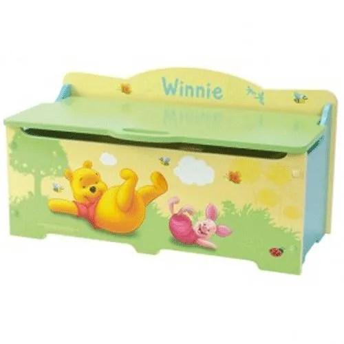 Petit coffre  jouets Winnie Lourson  Achat  Vente coffre  jouets  Cdiscount