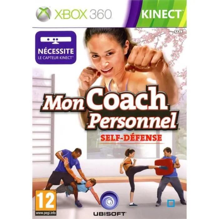 MON COACH PERSONNEL PROGRAMME SELF DEFENSE X360 Achat