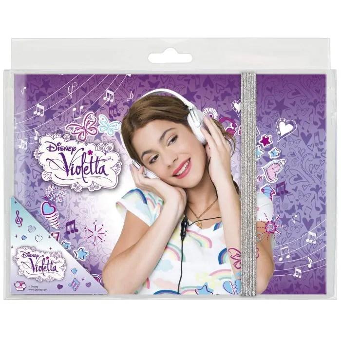 Crée Ton Journal Intime Violetta : crée, journal, intime, violetta, VIOLETTA, JOURNAL, INTIME, DISNEY, IDÉE, CADEAU, Achat