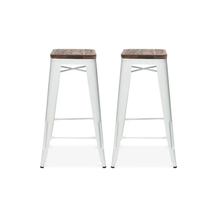 Tabouret De Bar Style Industriel Tabouret De Bar Design